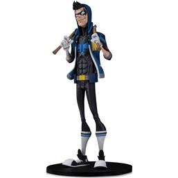 DC Artists Alley Statue Nightwing by Hainanu Nooligan Saulque 18 cm