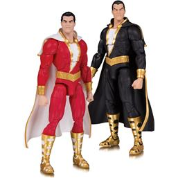 DC Essentials Action Figure 2-Pack Shazam & Black Adam 18 cm