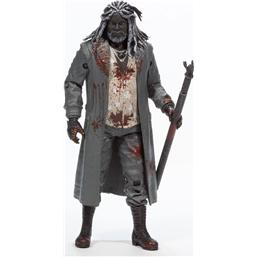 The Walking Dead Action Figure Ezekiel (Bloody B&W) 15 cm