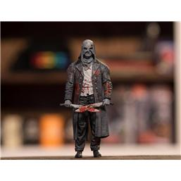 The Walking Dead Action Figure Beta (Bloody B&W) 15 cm