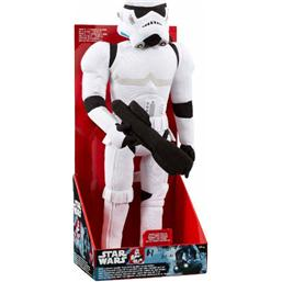 Star Wars: Star Wars Mega Poseable Talking Plush Figure Stormtrooper 61 cm *English Version*