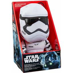 Star Wars: Star Wars Talking Plush Figure Stormtrooper 23 cm *English Version*