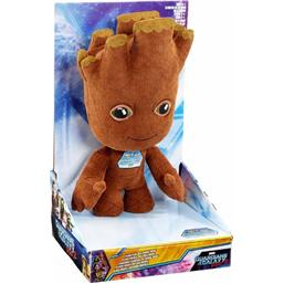 Guardians of the Galaxy: Guardians of the Galaxy Vol. 2 Talking Plush Figure Groot 30 cm *English Version*
