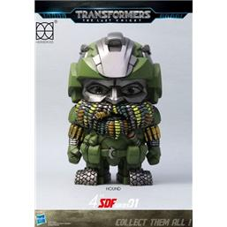 Transformers: Transformers The Last Knight Super Deformed Vinyl Figure Hound 10 cm