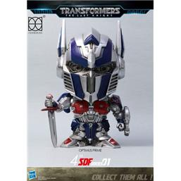 Transformers: Transformers The Last Knight Super Deformed Vinyl Figure Optimus Prime 10 cm