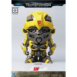 Transformers: Transformers The Last Knight Super Deformed Vinyl Figure Bumblebee 10 cm
