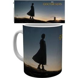 Doctor Who Mug 13th Doctor Silhouette