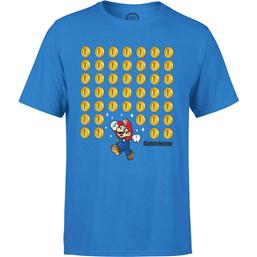 Nintendo T-Shirt Coin Drop