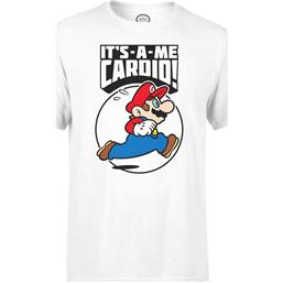 Nintendo T-Shirt It's-A-Me Cardio