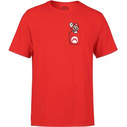 Nintendo T-Shirt Mario Pocket