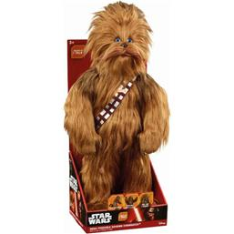 Star Wars: Star Wars Mega Poseable Talking Plush Figure Roaring Chewbacca 61 cm *English Version*
