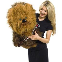 Star Wars: Star Wars Super Deluxe Talking Plush Figure Chewbacca 61 cm *English Version*