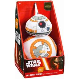 Star Wars: Star Wars Talking Plush Figure BB-8 23 cm *English Version*
