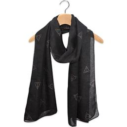 Harry Potter: Harry Potter Lightweight Scarf Deathly Hallows