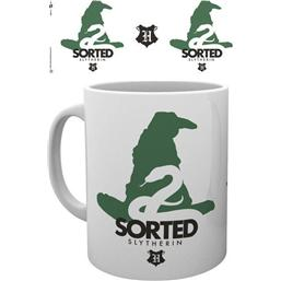 Harry Potter Mug Sorted Slytherin