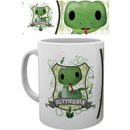 Harry Potter Mug Slytherin Paint