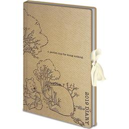 Winnie the Pooh Diary A Perfect Day 2019