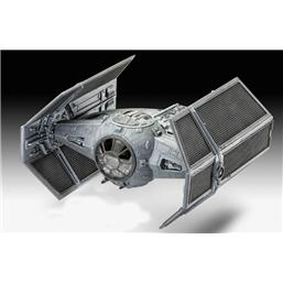 Star Wars: Star Wars Level 5 Master Series Model Kit 1/72 TIE Fighter Limited Edition