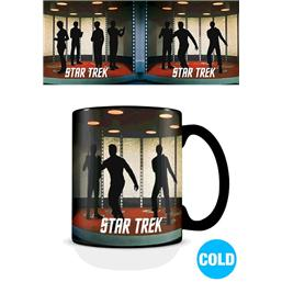 Star Trek: Star Trek Heat Change Mug Transporter
