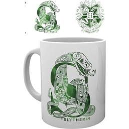 Harry Potter: Harry Potter Mug Slytherin Monogram