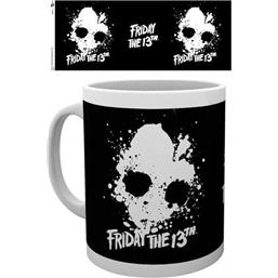Friday The 13th: Friday the 13th Mug Splat