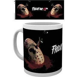 Friday the 13th Mug 13th Mask