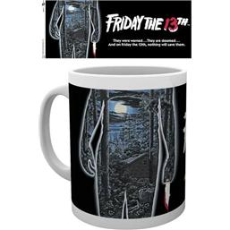 Friday the 13th Mug Poster