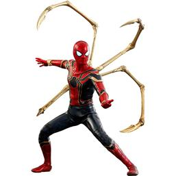 Avengers: Avengers Infinity War Movie Masterpiece Action Figure 1/6 Iron Spider 28 cm