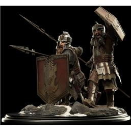 Hobbit: Hobbit The Battle of the Five Armies Statue 1/6 Dwarves of the Iron Hills 38 cm