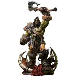World Of Warcraft: Warcraft Epic Series Premium Statue Grom Hellscream Version 2 87 cm