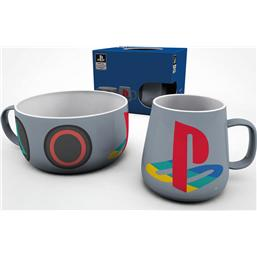 Sony Playstation: Classic PlayStation Breakfast Set
