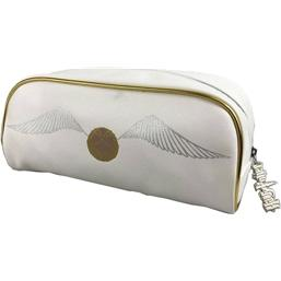 Harry Potter: Harry Potter Cosmetic Bag Golden Snitch