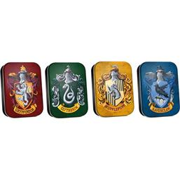 Harry Potter: Harry Potter Timeless Tins 4-Pack Houses