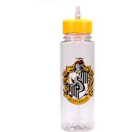Harry Potter Water Bottle Hufflepuff Crest