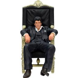 Scarface Movie Icons PVC Statue Tony Montana 18 cm