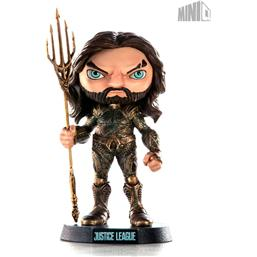 Justice League Mini Co. PVC Figure Aquaman 14 cm