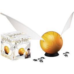 Harry Potter: Harry Potter 3D Puzzle Golden Snitch (244 pieces)