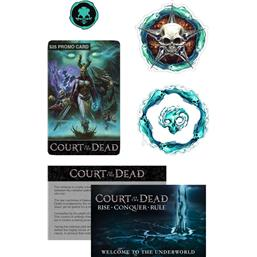 Court of the Dead: Court of the Dead Allegiance Kit Spirit Faction