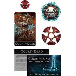 Court of the Dead: Court of the Dead Allegiance Kit Flesh Faction
