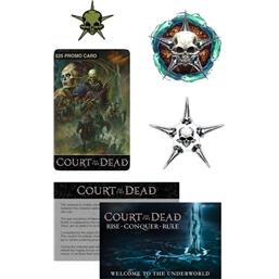Court of the Dead: Court of the Dead Allegiance Kit Bone Faction