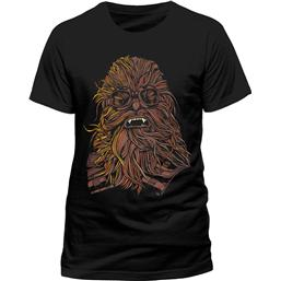 Star Wars Solo T-Shirt Chewie Goggles
