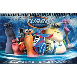Turbo: Racing Team plakat