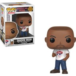 American Gods: Shadow Moon POP! TV Vinyl Figur (#678)