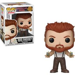 American Gods: Mad Sweeney POP! TV Vinyl Figur (#681)
