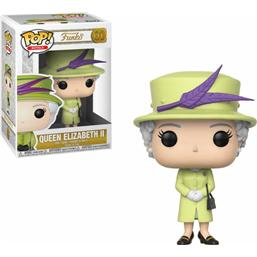 Diverse: Queen Elizabeth II POP! Royal Family Vinyl Figur (#1)