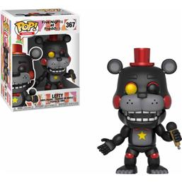 Five Nights at Freddy's (FNAF): Lefty POP! Games Vinyl Figur (#367)
