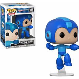 MegaMan (Jumping) POP! Games Vinyl Figur (#376)