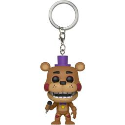 Five Nights at Freddy's: Rockstar Freddy Pocket POP! Vinyl Nøglering