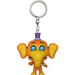 Five Nights at Freddy's: Orville Pocket POP! Vinyl Nøglering