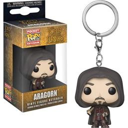 Lord Of The Rings: Aragorn Pocket POP! Vinyl Nøglering